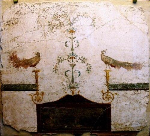 O afresco agora se encontra no Museu da Quinta da Boa Vista, no Rio