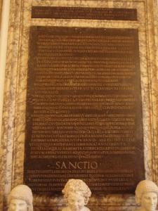 Lex de imperio Vespasiani